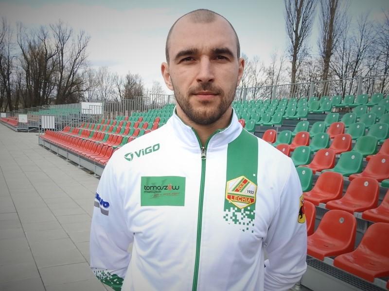Mateusz Milczarek (asystent trenera)