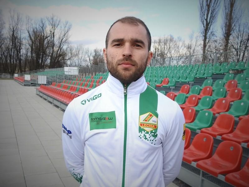 Szymon Milczarek (trener bramkarzy)