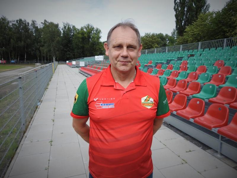 Ryszard Juda kierownik drużyny