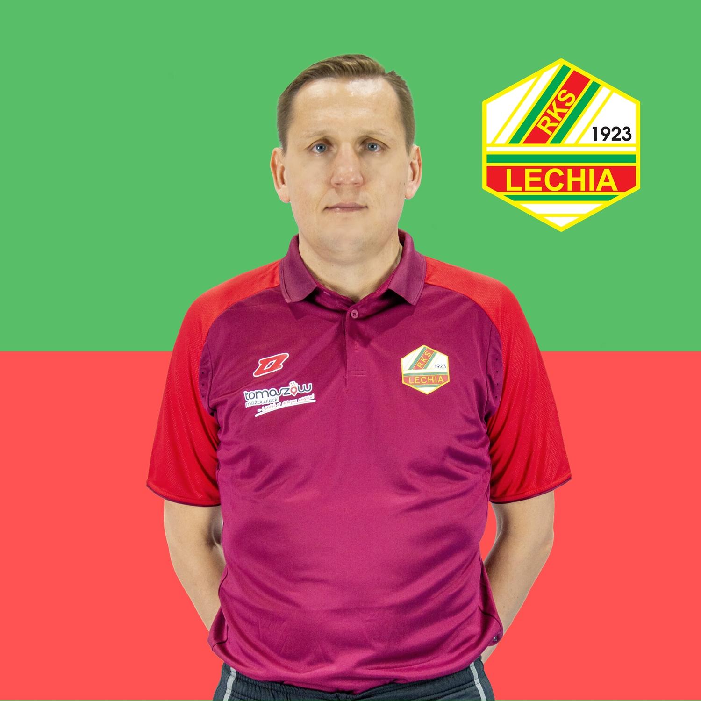 Dominik Bednarczyk trener
