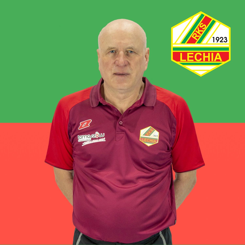 Krzysztof Pawłowski II trener