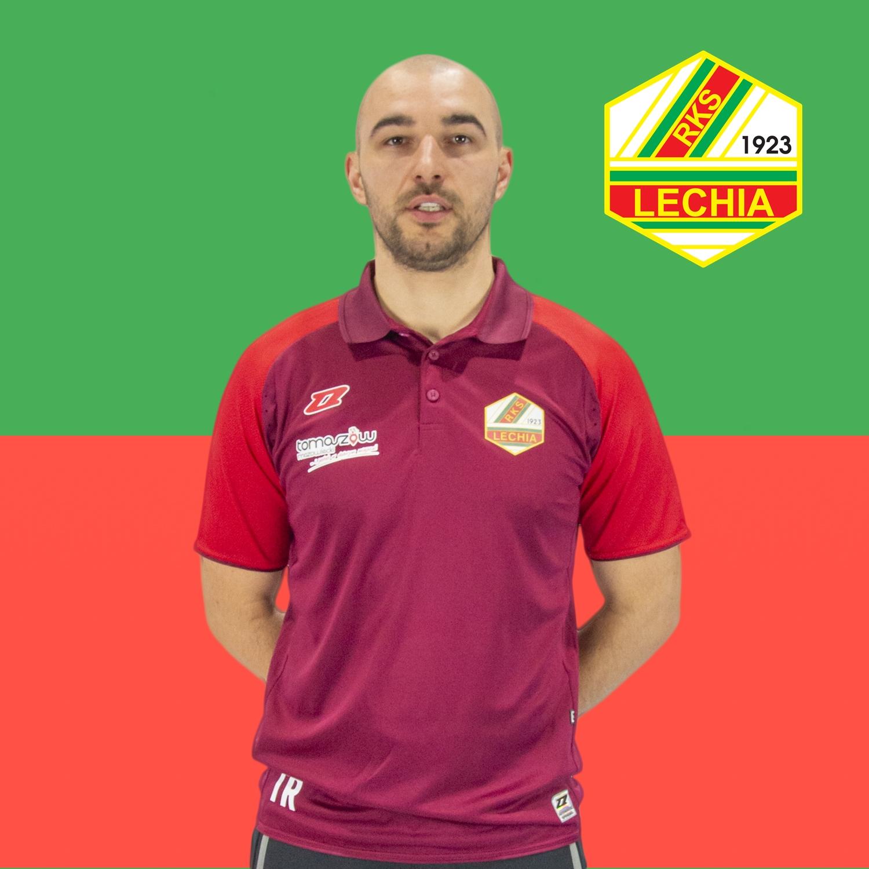 Mateusz Milczarek asystent trenera